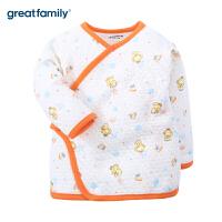 歌瑞家新生儿薄三保暖和袍2017冬装新款男女宝宝婴儿保暖上装乐友