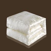 优质蚕丝被春秋被冬被单双人被芯被子桑丝被夏被空调被 150*200cm 3斤空调被