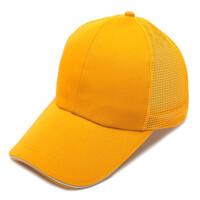 纱网帽 工作帽鸭舌帽 广告帽遮阳帽男士女士棒球帽户外加长檐太阳帽帽子