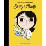 小女孩,大梦想:乔治亚・欧姬芙 Georgia O'Keeffe 英文原版 精装绘本 名人传记 Little Peop