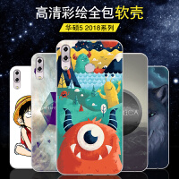 华硕5 2018手机壳Zenfone ZE620KL保护套硅胶软个性卡通男女防摔
