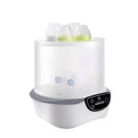 奶瓶消毒器带烘干蒸汽奶壶消毒锅消毒二合一消毒器 f5z