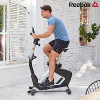锐步(REEBOK)动感单车电磁控静音家用健身车A6.0B