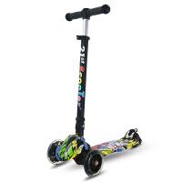 儿童滑板车宝宝踏板车三轮四轮3岁小孩滑滑车2岁-6岁