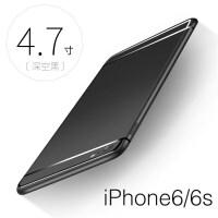 �O果6splus手�C��iPhone6套6s透明x6p硅�z7p���xr全包防摔8女款xs max潮