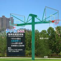 篮球架户外标准篮球架固定室外篮球架家用