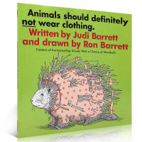 Animals Should Definitely Not Wear Clothing 动物不该穿衣服 吴敏兰绘本12