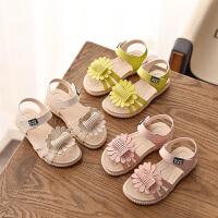 女童凉鞋夏季儿童软底公主鞋小女孩宝宝鞋子百搭单鞋