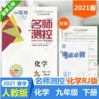 2020版 名师测控九年级下册化学 人教版 附考点必背+试卷