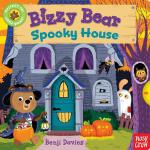【预订】Bizzy Bear: Spooky House