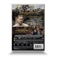 正版高清魔幻电影 亚瑟王:斗兽争霸 DVD光盘碟片 英语 国语D9