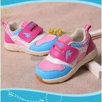 童鞋宝宝鞋男童1-3岁2018新款秋冬机能鞋男童儿童运动鞋学步鞋潮2006