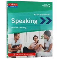 Collins English for Life Speaking a2 英文原版 柯林斯生活英语口语教材 英文版中低