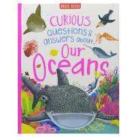【首页抢券300-100】Curious Questions & Answers our ocean 好奇问与答 我们的