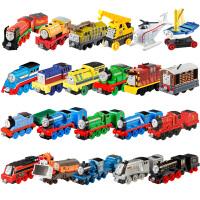 儿童男孩玩具车培西高登托马斯小火车头Thomas轨道合金车套装