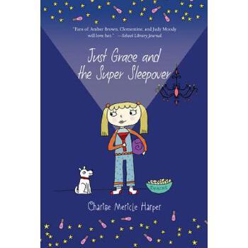 【预订】Just Grace and the Super Sleepover 预订商品,需要1-3个月发货,非质量问题不接受退换货。