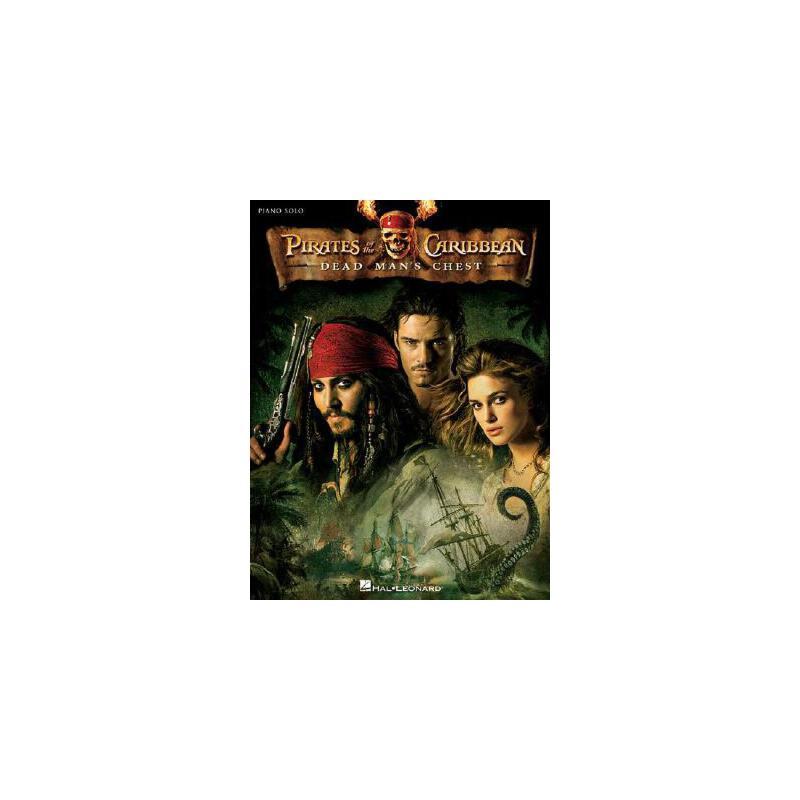 【预订】Pirates of the Caribbean - Dead Man's Chest 预订商品,需要1-3个月发货,非质量问题不接受退换货。
