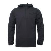 adidas阿迪达斯NEO男子外套防风衣2018套头衫休闲运动服CD3542