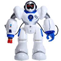 智能机器人遥控早教对话语音编程电动高科技跳舞儿童男孩玩具小胖