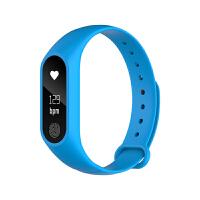 M2智能手环测心率计步器安卓苹果男女款蓝牙运动手表2代信息推送