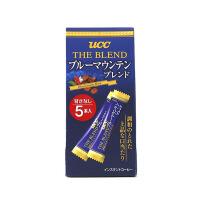 【网易考拉】ucc 悠诗诗 , THE BLEND 蓝山综合风味速溶咖啡 5条/盒