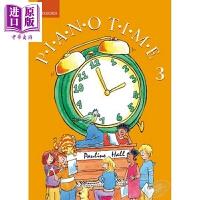 【中商原版】Piano Time 3 钢琴时间3 儿童音乐3级教材 牛津 英国皇家音乐 英皇考级 ABRSM考级 儿童音