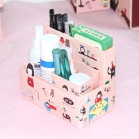畸良正品 收纳盒 桌面收纳盒 小女孩系列 饰品盒 小文件盒