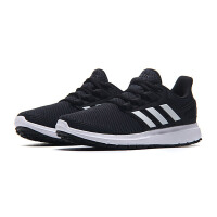 adidas阿迪达斯男子跑步鞋2018新款轻便透气休闲运动鞋CG4058