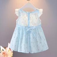 女宝宝连衣裙夏装婴儿女童公主裙