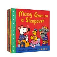 【首页抢券300-100】Maisy First Experiences 小鼠波波次经历12册 儿童英语故事绘本 幼儿启