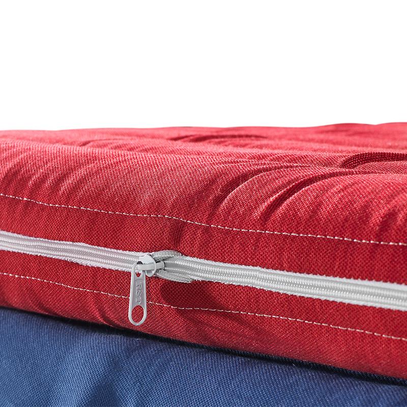 席梦思环保椰棕床垫棕垫天然乳胶高端3E椰梦维棕榈床垫1.8m/1.5米 15cm cavans 经典彩色帆布+椰梦维 1