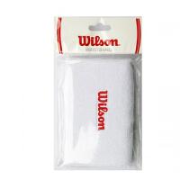 Wilson/威尔胜 Wilson 单个装长护腕白色 专业网球 护腕 WRZ106600