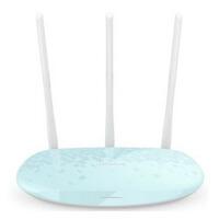 [包邮大部分地区】TP-LINK TL-WR886N 450M无线路由器 精美外观 三根天线 水蓝色