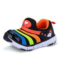 史努比童鞋毛毛虫童鞋男童鞋女童鞋儿童运动鞋舒适毛毛虫鞋