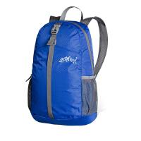 奥尼捷经典休闲折叠双肩包 超轻耐用皮肤包 便携可收纳 登山背包
