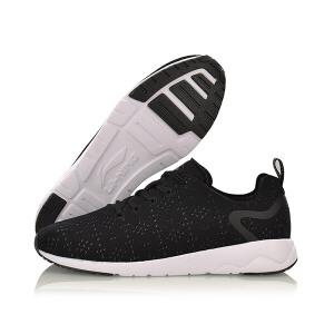 李宁2018年新款男子经典系列Heather跑步鞋ARCM003-1