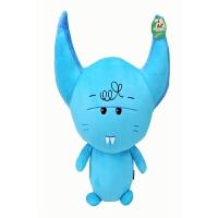 创意公仔儿童生日礼物玩偶蓝精灵布娃娃毛绒玩具可爱女生