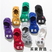船袜女士袜子女浅口户外新品薄款隐形袜韩国可爱卡通彩色个性潮流