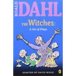 罗尔德达尔儿童戏剧集:女巫 英文原版 The Witches:a Set of Plays
