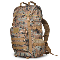 户外双肩包运动包登山包50l男女旅行旅游包防水背包大容量迷彩包