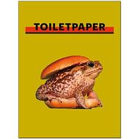 包邮Toiletpaper Volume II Platinum Collection,卫生纸系列2白金收藏版 限量赠