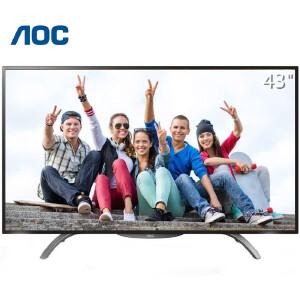 AOC LD43V02S 43英寸LED全高清安卓网络智能电视