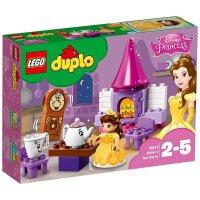 【当当自营】LEGO乐高贝儿公主的下午茶 10877