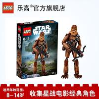 新品乐高星球大战系列 75530楚巴卡 LEGO积木玩具