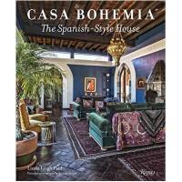 包邮Casa Bohemia 卡萨 波西米亚:西班牙风格的房子 建筑设计图书