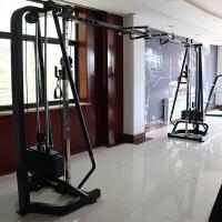综合训练器 引体向上力量器械 多功能龙门架 商用健身器材