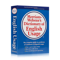 �f氏英�Z用法�~典 Merriam-Webster's Dictionary of English Usage 英文原版