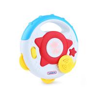儿童摇铃拍拍鼓打击乐器玩具宝宝音乐手铃鼓幼儿园手拍鼓婴