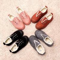 �和�二棉鞋男童女童鞋子�����n版冬鞋加�q冬季新款