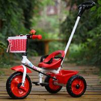 手推车三轮车幼儿童车宝宝脚踏车小孩自行车